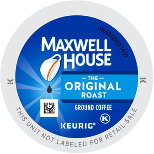 Maxwell House Original Roast K-cup Pods 96ct