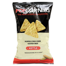 Medora Snacks Popcorners Popped-Corn Chips Kettle 12ct