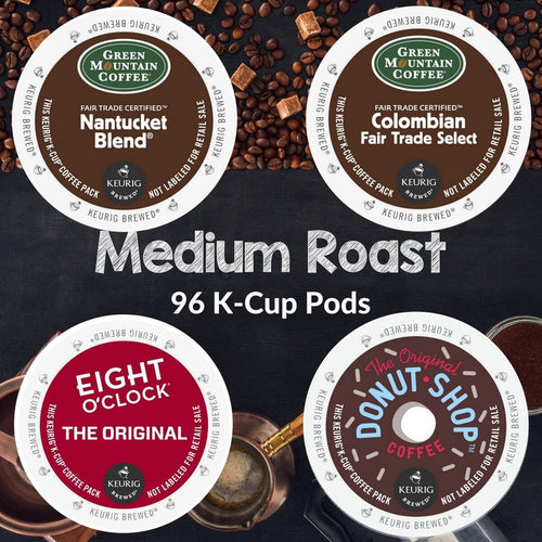 Medium Roast Value Pack