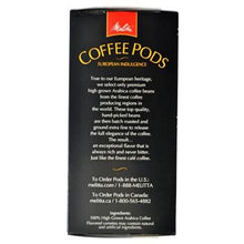 Melitta One:One Classique Supreme Coffee Pods 18ct Left