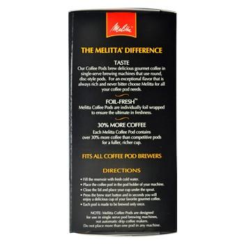 Melitta One:One Classique Supreme Coffee Pods 18ct Right