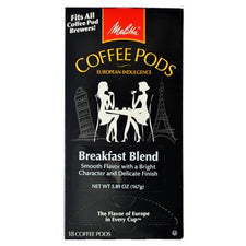 Melitta One:One Breakfast Blend Coffee Pods 18ct