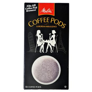 Melitta Coffee Vanilla Creme Brulee Coffee Pods 18ct