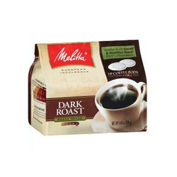 Melitta Dark Roast Soft Pods (Not for Melitta 1:1) 18ct