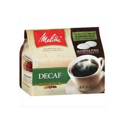 Melitta Decaf Soft Pods (Not for Melitta 1:1) 18ct
