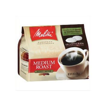 Melitta Medium Roast Soft Pods (Not for Melitta 1:1) 18ct