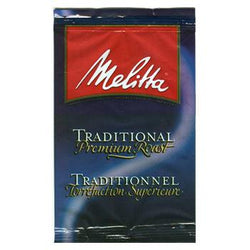 Melitta Traditional Blend Ground Coffee 42 2oz Bags