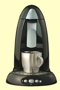 Melitta One:One Black Coffee Maker