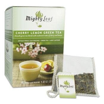 Mighty Leaf Tea Cherry Lemon Green Tea 15ct