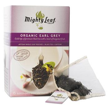 Mighty Leaf Tea Organic Earl Grey 15ct