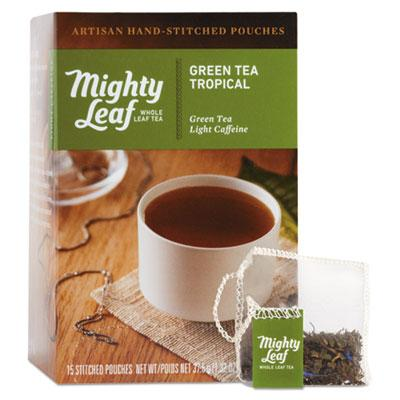 Mighty Leaf Tea Green Tea Tropical 15ct
