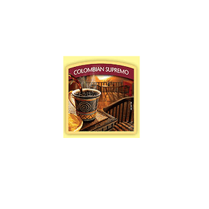 Millstone Coffee Colombian Supremo Ground Coffee 24 1.75oz Bag