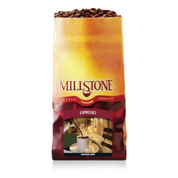 Millstone Espresso Coffee Beans 5LB Bag