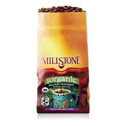 Millstone Organic Fair Trade Mountain Moonlight Blend Coffee Beans 5LB Bag