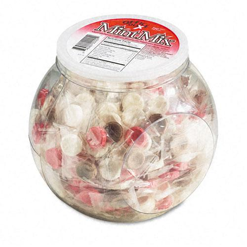 Mint Mix Candy Assortment 375ct Jar