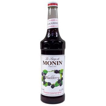 Monin Blackberry Syrup 2 750ml 25.4oz Bottles