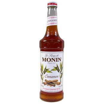 Monin Cinnamon Syrup 2 750ml Bottles