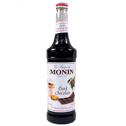 Monin Dark Chocolate Syrup