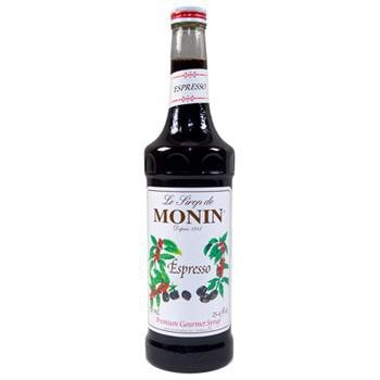 Monin Espresso Flavored Syrup 2 750ml 25.4oz bottles