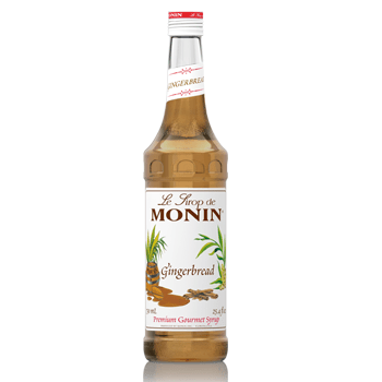 Monin Gingerbread Syrup