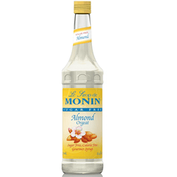 Monin Sugar Free Almond Syrup