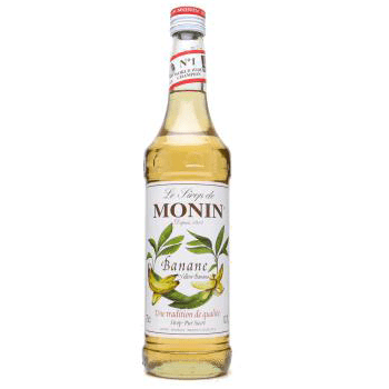 Monin Yellow Banana Syrup