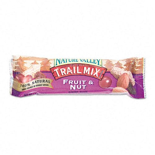 Nature Valley Chewy Trail Mix Fruit & Nut Granola Bars 16 1.2oz Bars