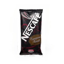 Nescafe European Roast Ground Coffee 5 14oz Bags
