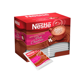 Nestle's Hot Chocolate Mix with Marshmallows 30 Packets