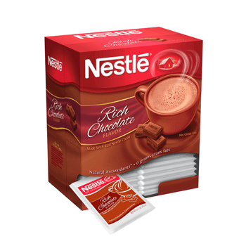 Nestle's Milk Hot Chocolate 50 Packets