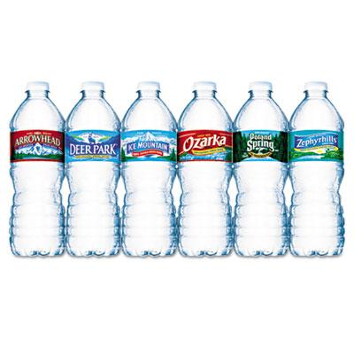 Nestle Brands Bottled Spring Water 24 0.5 Liter Bottles