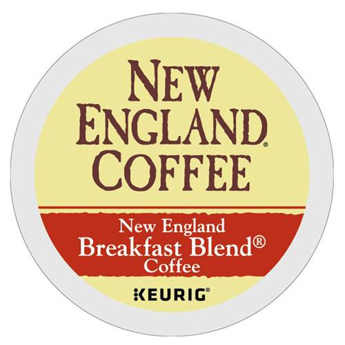 New England Coffee Breakfast Blend K-cup Pods 24ct