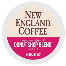 New England Coffee Donut Shop Blend K-cup Pods 24ct