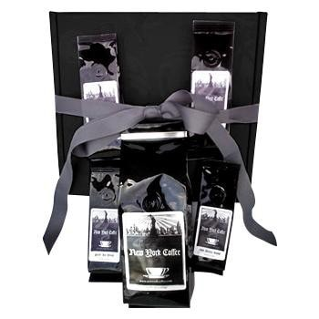 New York Coffee Decaf Coffee Beans Gift Box