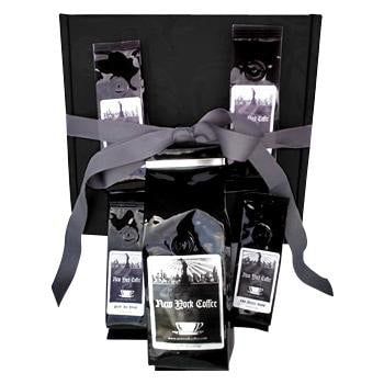 New York Coffee Decaf Gourmet Specialty Flavors Coffee Beans Gift Package