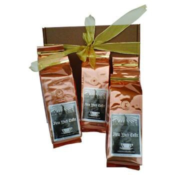 New York Coffee Thanksgiving Coffee Beans Gift Box