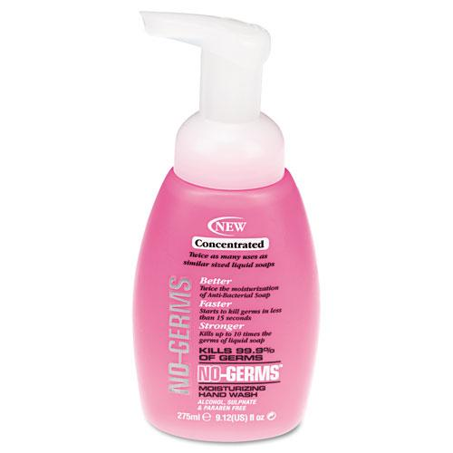 No-Germs Instant Concentrated Triclosan Hand Wash 9.12oz Pump Bottle