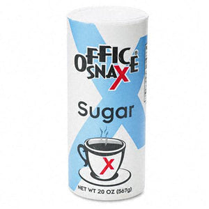 Office Snax 20oz Reclosable Sugar