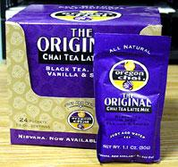 Oregon Chai Tea Packets 24ct