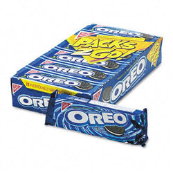Oreo Sandwich Cookies 6 Cookie Pack 12ct