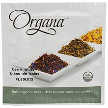 Organa Berry White Tea Pods 18ct