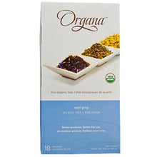 Organa Earl Grey Tea Pods 18ct Box