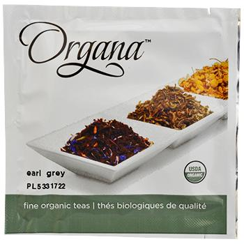 Organa Earl Grey Tea Pods 18ct