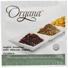 Organa English Breakfast Tea Pods 18ct