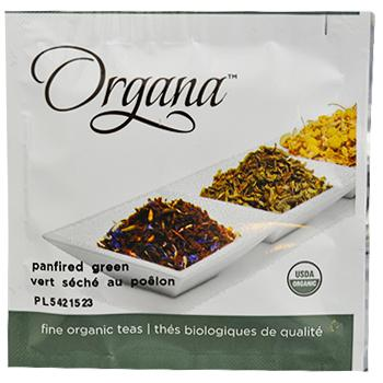 Organa Panfired Green Tea Pods 18ct