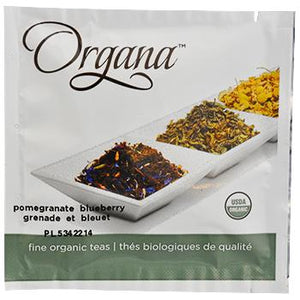 Organa Pomegranate Blueberry Tea Pods 18ct