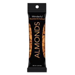 Paramount Farms Wonderful Almonds Dry Roasted & Salted 1.5oz 12ct