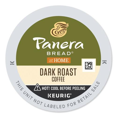 Panera Bread at Home Dark Roast K-cup Pods 24ct