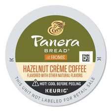 Panera Bread at Home Hazelnut Creme K-cup Pods 24ct