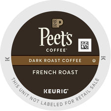 Peet's Coffee French Roast K-Cups 88ct
